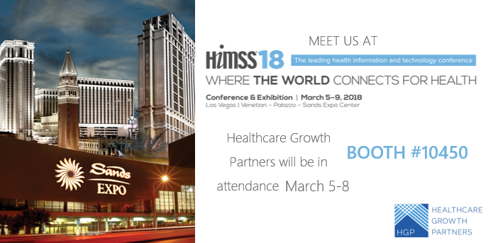 Catch up with HGP at the HIMSS Annual Conference 2018